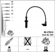 Комплект высоковольтных проводов зажигания RC-CT615 NGK 7285