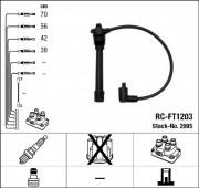 Комплект высоковольтных проводов зажигания RC-FT1203 NGK 2995