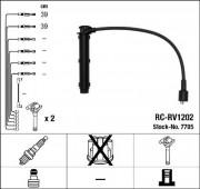 Комплект высоковольтных проводов зажигания RC-RV1202 NGK 7705