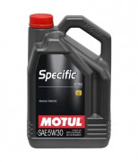 Motul Моторное масло Motul Specific 0720 5W-30