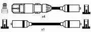 Комплект высоковольтных проводов зажигания RC-VW230 NGK 0961