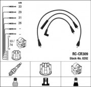 Комплект высоковольтных проводов зажигания RC-CR309 NGK 8292
