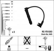 Комплект высоковольтных проводов зажигания RC-FD1203 NGK 5405