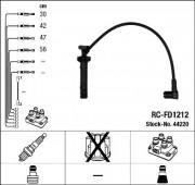 Комплект высоковольтных проводов зажигания RC-FD1212 NGK 44220