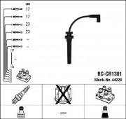 Комплект высоковольтных проводов зажигания RC-CR1301 NGK 44228