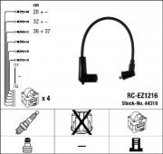 Комплект высоковольтных проводов зажигания RC-EZ1216 NGK 44318