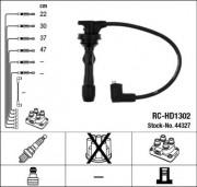 Комплект высоковольтных проводов зажигания RC-HD1302 NGK 44327