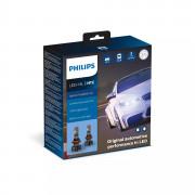 Комплект светодиодов Philips Ultinon Pro9000 LED-HL 11362U90CWX2 (H11)
