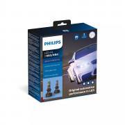 Комплект светодиодов Philips Ultinon Pro9000 LED-HL 11005U90CWX2 HB3 (9005) / HB4 (9006)
