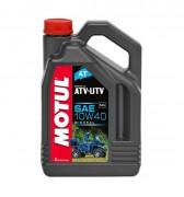 Motul Моторное масло для квадроциклов Motul ATV-UTV 4T 10W-40