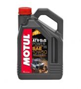 Motul Моторное масло для квадроциклов Motul ATV-SxS Power 4T 10W-50