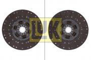 Диск зчеплення LUK 336 0007 10