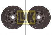 Диск сцепления LUK 336 0012 10