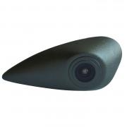 Prime-X Камера переднього виду Prime-X C8128W для Hyundai (у значок, для середньої емблеми)