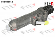 Главный цилиндр сцепления FTE KG250006.0.2