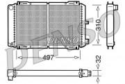 Радиатор охлаждения двигателя DENSO DRM10031