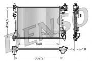 Радиатор охлаждения двигателя DENSO DRM01005