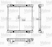 Радиатор охлаждения двигателя VALEO 734872