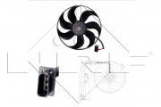 Вентилятор охлаждения радиатора NRF 47204