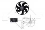 Вентилятор охлаждения радиатора NRF 47397