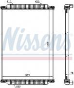 Радиатор охлаждения двигателя NISSENS 672440