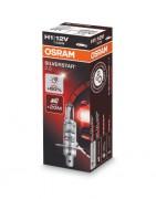 Лампа галогенная Osram Silverstar 2.0 OS 64150 SV2 (H1)