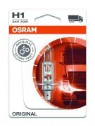 Osram Лампа галогенная Osram Original Line OS 64155-01B 24V (H1)