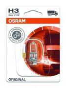 Лампа галогенная Osram Original Line OS 64156-01B 24V (H3)