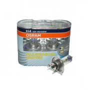 Комплект галогенных ламп Osram All Season OS 64193 ALS-HCB DUOBOX (H4)