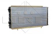 Радиатор охлаждения двигателя NRF 52062A