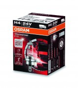 Osram Лампа галогенная Osram Truckstar Pro OS 64196 TSP 24V (H4)