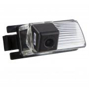 Falcon Камера заднего вида Falcon SC22SCCD для Nissan 350Z (2002+), 370Z (2009+), Note New, Patrol (Y61) 1997-2010, Tiida 5D (C11) 2004-2014