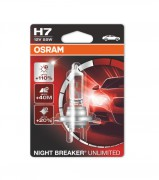 Лампа галогенная Osram Night Breaker Unlimited OS 64210 NBU-01B (H7)
