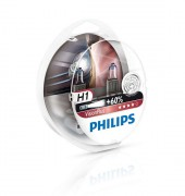 Комплект галогенных ламп Philips Vision Plus PS 12258 VP S2 (H1)