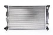 Радиатор охлаждения двигателя THERMOTEC D7A021TT