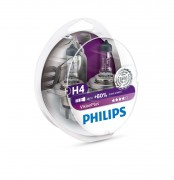 Комплект галогенных ламп Philips VisionPlus PS 12342 VP S2 (H4)