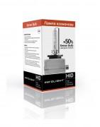 Ксеноновая лампа Infolight D1S (+50%) 35Вт (4300K, 5000K, 6000K)