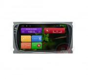 Штатная магнитола RedPower 21003B для Ford C-Max, Focus, Galaxy, Mondeo на базе OS Android 6+