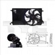 Вентилятор охлаждения радиатора TYC 820-0001