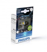 Светодиодная лампа Philips X-tremeVision LED (C5W) PS 12945 1LED (4000K)