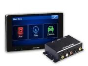 Монитор сенсорный Alpine TME-S370 - 6,5`  WVGA для установки в приборную панель