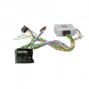 Адаптер для подключения кнопок на руле Connects2 CTSCT008 с сохранением сигналов штатного парктроника (Citroen, Peugeot)