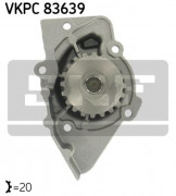 Водяной насос (помпа) SKF VKPC 83639