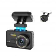 Автомобильный видеорегистратор Aspiring AT300 c GPS, SpeedCam (магнитное крепление)