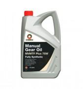 Синтетическое трансмиссионное масло Comma MVMTF Plus 75W