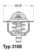 Термостат WAHLER 3100.88D