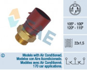 Датчик включения вентилятора FAE 38040