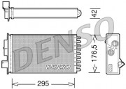 Радиатор печки DENSO DRR12022
