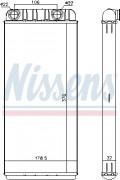 Радиатор печки NISSENS 73648