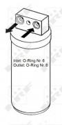 Осушитель кондиционера NRF 33076